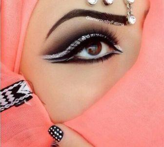Arap Göz Makyajı Nasıl Yapılır?