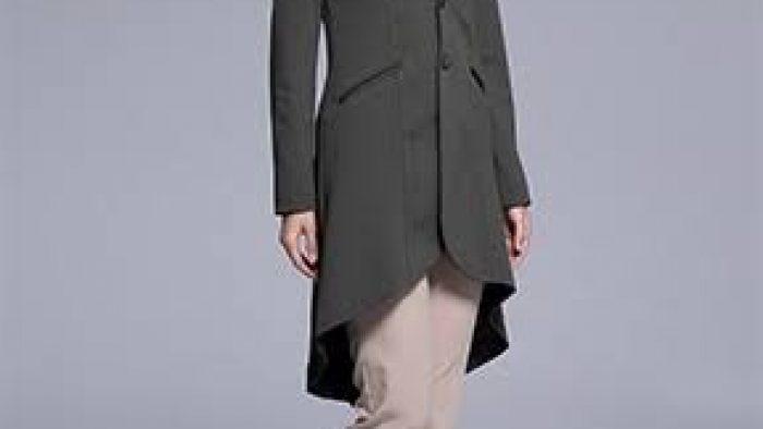 Tesettür Uzun Ceket Modelleri Ve Kombinleri