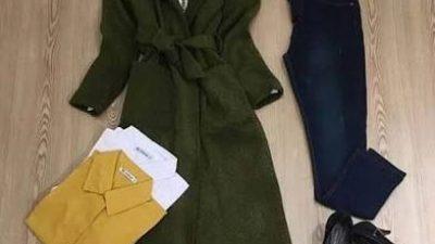 Tesettür Asker Yeşili Hangi Renk İle Kombinlenir?