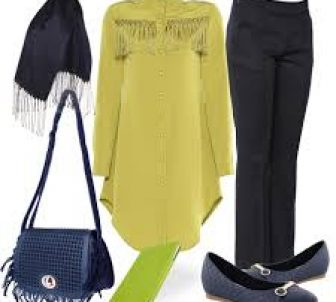 Tesettür Giyim Kombin Önerileri
