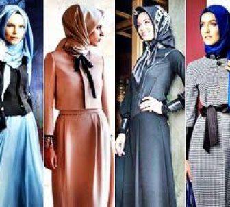 Uzun Boylu Tesettürlü Bayanlar Nasıl Giyinmeli?