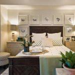 Dikdörtgen küçük yatak odası