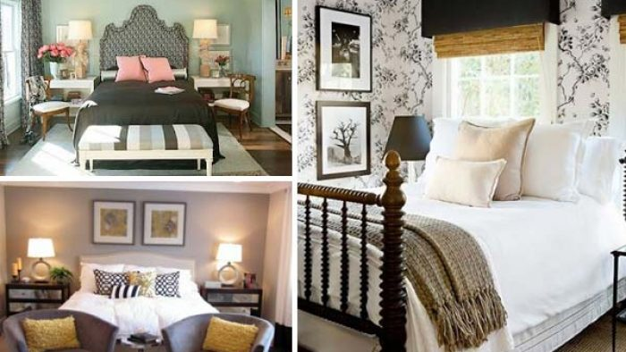Dikdörtgen Yatak Odası Nasıl Yerleştirilir?