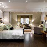 Dikdörtgen yatak odası nasıl dizayn edilir