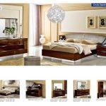 ceviz rengi yatak odası takımı