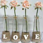 dekoratif vazo nasıl yapılır