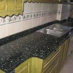 Mutfak granit tezgah