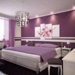 mor renkli yatak odası takımı