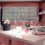 pudra pembesi mutfak dekorasyonu