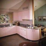pudra pembesi mutfak dolapları