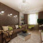 sütlü kahverengi ev dekorasyonu