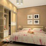 Kucuk odalar yatak odası dekorasyonu nasıl olmalı