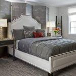 yatak odası dizaynı metalik yatak odasi