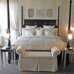Beyaz yatak odasi dekorasyonu yatak odası yerleştirme modelleri