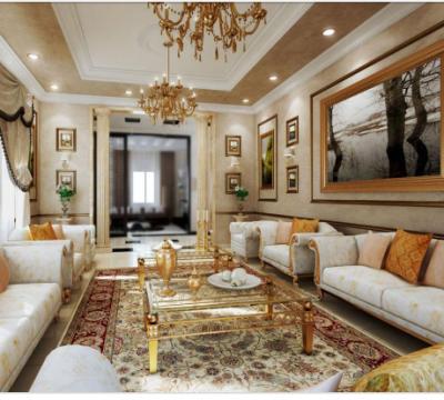 Altın Sarısı Ev Dekorasyonu