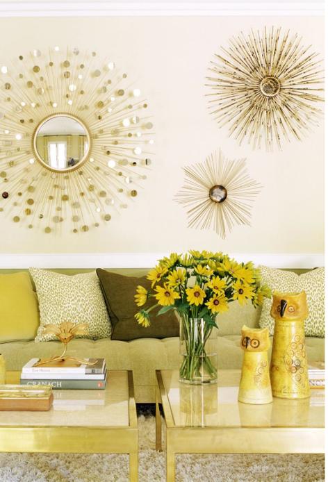 gold ile uyumlu renkler