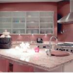 pudra mutfak dekorasyonu