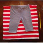 kolay bebek pantolonu dikimi