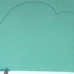 bulut yastık çizimi