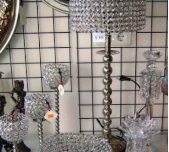 Gümüş Rengi Ev Aksesuarları