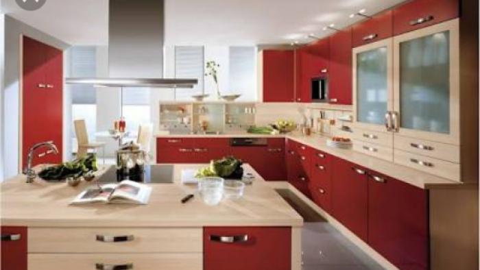 Mutfak Dolabı Renkleri Nasıl Olmalı?