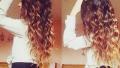 Saç Örerek Kıvırcık Yapma