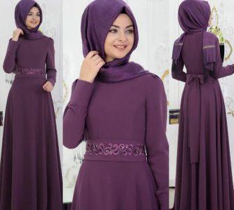Mor Elbiseye Hangi Renk Şal Olur?