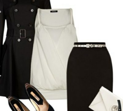 Siyah Tesettür Elbiseler Nasıl Kombinlenir?