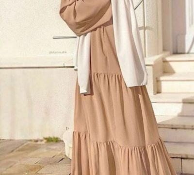 Kahverengi Elbise Üzerine Ne Renk Şal Gider?