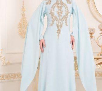Turkuaz Elbiseye Hangi Renk Şal Gider?